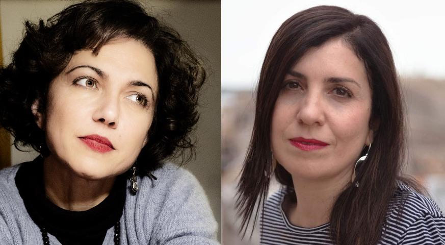 Nadia Terranova e Alessandra Sarchi